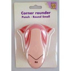 Punch Nellie Snellen Corner Rounder - Round Small
