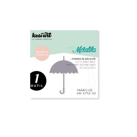 Fustella Kesi'Art - Métaliks mini Parapluie