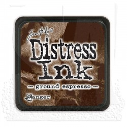 Tampone Distress Mini - Ground Espresso