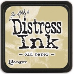 Tampone Distress Mini - Old Paper