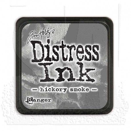 Tampone Distress Mini - Hickory Smoke