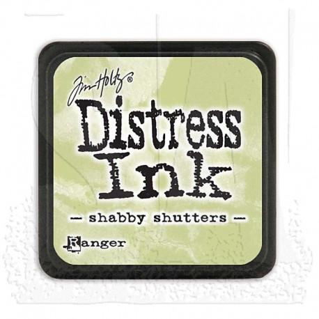 Tampone Distress Mini - Shabby Shutters
