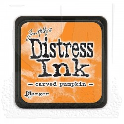 Tampone Distress Mini - Carved Pumpkin