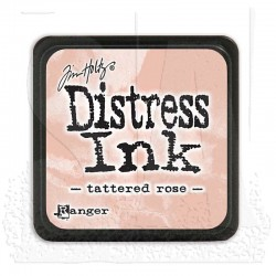 Tampone Distress Mini - Tattered Rose