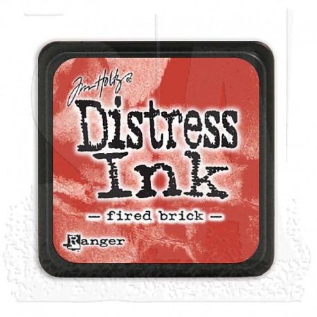 Tampone Distress Mini - Fired Brick
