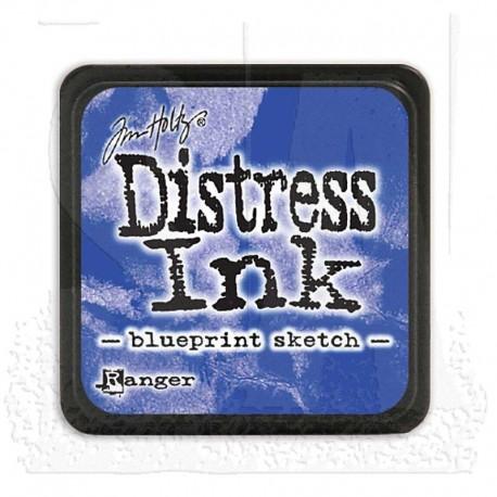 Tampone Distress Mini - Blueprint Sketch