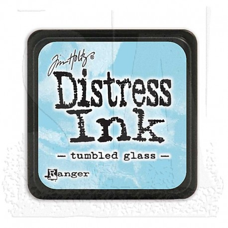 Tampone Distress Mini - Tumbled Glass