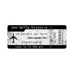 Timbro Legno Artemio - Une Belle Histoire