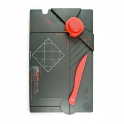 Gift box punch board - We R Memory Keepers