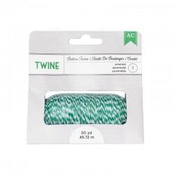 Twine American Crafts - Smeraldo Bianco