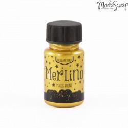 Modascrap Merlino Magic Paint - Brillant Gold