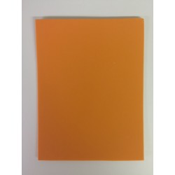 Gomma crepla adesiva - Creative Hands - Arancione - 15x11.25 cm