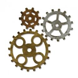 Fustella Sizzix Bigz T.Holtz - Gadget Gears 2