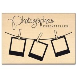 Timbro legno Florileges - Photographies Essentielles