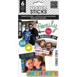 Mambi Sticks Me&My Big Ideas - Family Love