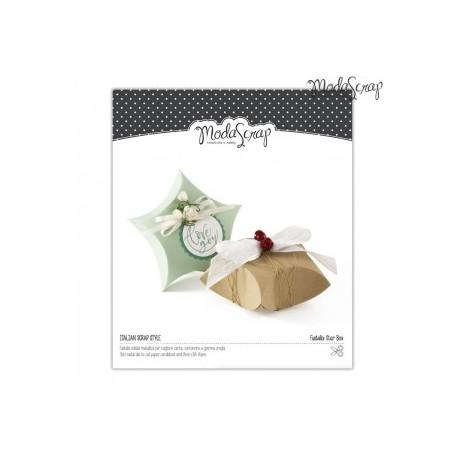 Fustella ModaScrap - Star Box