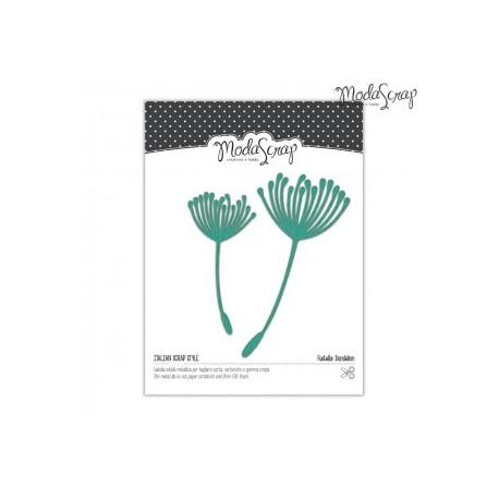 Fustella ModaScrap - Dandelion