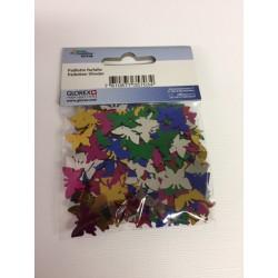 Paillettes Glorex - Farfalle