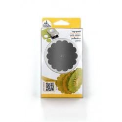 Punch Ek Tools - Scallop Circle