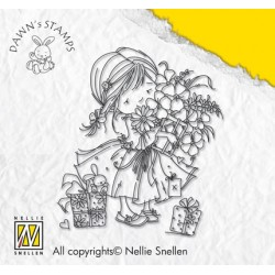Timbro Clear Nellie Snellen -