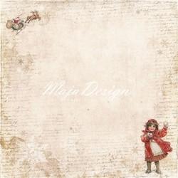 Carta Maja Design - I Wish - Santa will remember me
