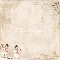 Carta Maja Design - I Wish - To build a snowman