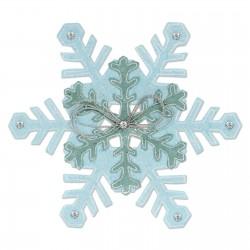 Fustella Sizzix Bigz L - Snowflakes
