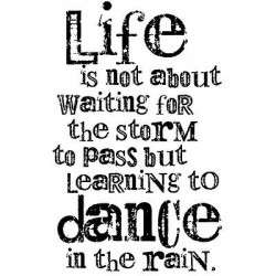 Timbro in legno Stampers Anonymous - Life