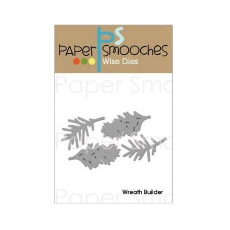 Fustella Paper Smooches - Wreath Builder