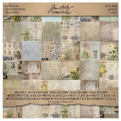 Kit Carte Tim Holtz - idea-ology - Wallflower