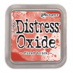 Tampone Distress Oxide - Fired Brick