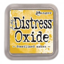 Tampone Distress Oxide - Fossilized Amber