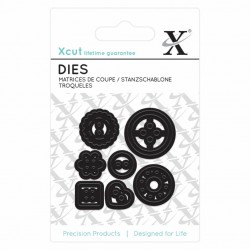 Fustelle Xcut - Mini - Buttons