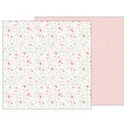 Carta Pebbles - Lullaby - Baby Girl Blossoms