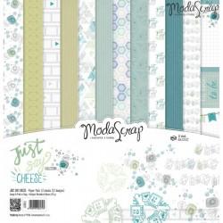 Kit carte ModaScrap - Just Say Cheese