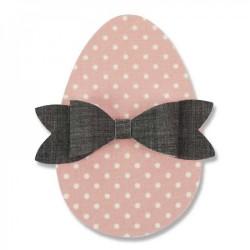 Fustella Sizzix Bigz - Easter Egg