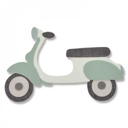 Fustella Sizzix Bigz - Moped