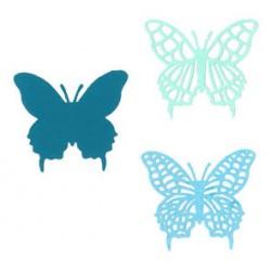 Fustella Impronte D'Autore - Farfalle