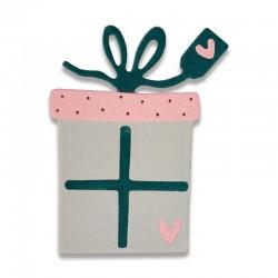 Fustella Sizzix Thinlits - All Wrapped Up Mini