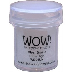Wow! - Clear braille ultra high/FP