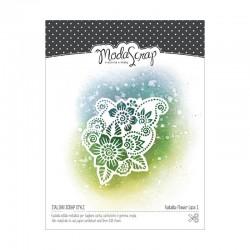 Fustella ModaScrap - Flower Lace 1