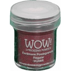 Wow! - Coprenti pomegranate regular
