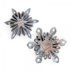 Fustella Tim Holtz Mini Snowflake Rosettes (2 Sizes)