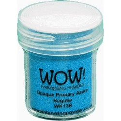 Wow! - Opaque Primary Azure/FP