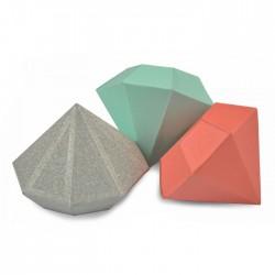 Fustella Sizzix Thinlits Plus Die - Diamond Box