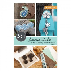 Sizzix Idea Booklet - Jewelry Studio, 1st Edition