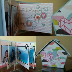 Kit Progetto Sabina 'Album Sweet Memories'