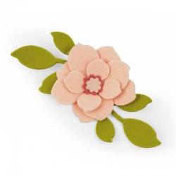Fustella Sizzix Bigz Die - Asian Flower