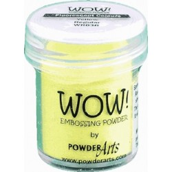 Wow! - Fluorescenti yellow