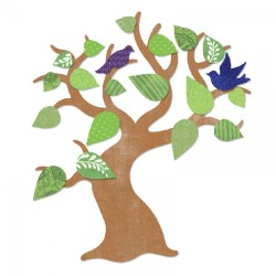 Sizzix Bigz Pro Die - Tree of Life